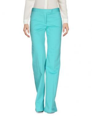 Повседневные брюки BOULE DE NEIGE. Цвет: бирюзовый