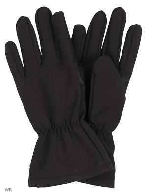 Перчатки Lassie by Reima. Цвет: черный