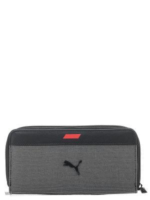 Портмоне Ferrari LS Wallet F PUMA. Цвет: черный