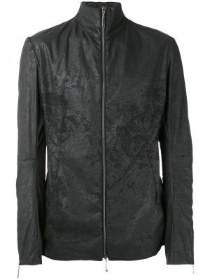 Куртка на молнии Masnada. Цвет: чёрный