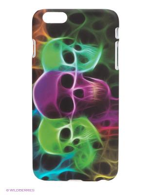 Чехол для iPhone 6 plus WB. Цвет: черный, зеленый, коричневый, фиолетовый