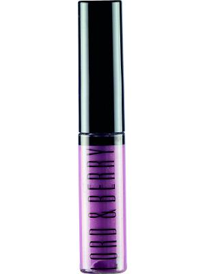 Увлажняющий блеск для губ, оттенок 4857 Flamingo Lord&Berry. Цвет: лиловый
