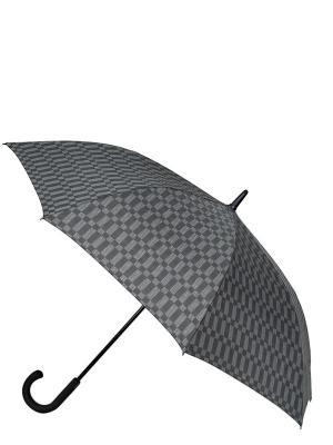 Зонт-трость Eleganzza. Цвет: темно-серый,светло-серый