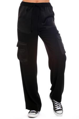 PANTS Emma Monti. Цвет: black