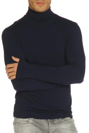 Водолазка Rocawear. Цвет: синий