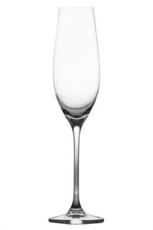 Бокал для шампанского, 6 шт Zafferano. Цвет: мультицвет