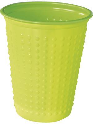 Стаканы пластиковые 200 мл. COLORIX, ., Зеленый, 40шт. DUNI. Цвет: зеленый