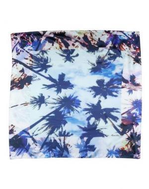 Платок MARINA D'ESTE. Цвет: небесно-голубой