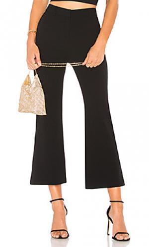 Расклешенные брюки audrey Haute Hippie. Цвет: черный