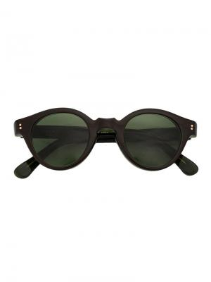 Солнцезащитные очки Glambosto Hakusan. Цвет: чёрный