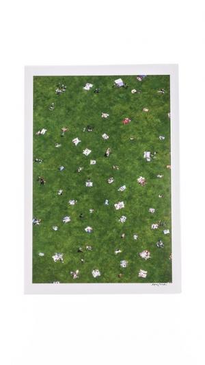 Фотопринт Central Park Vertical Gray Malin