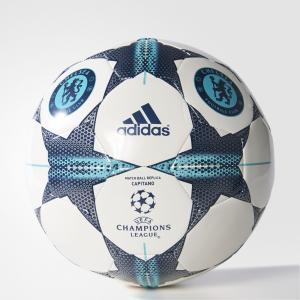 Футбольный мяч (подарочный) FINALE15CFC CAP  Performance adidas. Цвет: белый