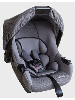 Детское автомобильное кресло ЭГИДА ЛЮКС SIGER. Цвет: серый