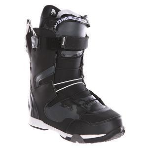Ботинки для сноуборда  Deemon Tf Team Deeluxe. Цвет: черный