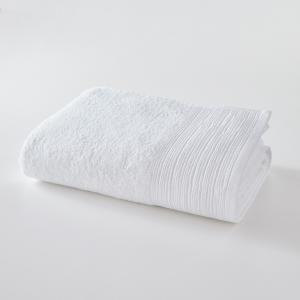 Полотенце банное большое однотонное из махровой ткани биохлопка SCENARIO. Цвет: желтый кукурузный,кирпичный,розовая пудра