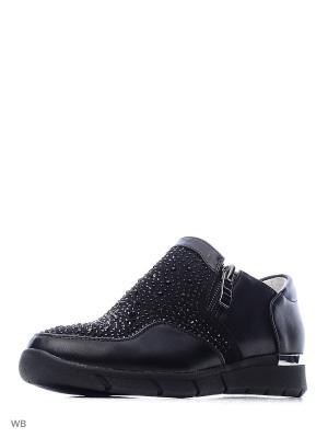 Туфли Болеро. Цвет: черный