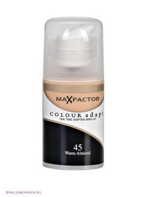 Тональный крем Colour Adapt №45 MAX FACTOR. Цвет: светло-бежевый
