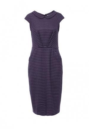 Платье Yarmina. Цвет: фиолетовый
