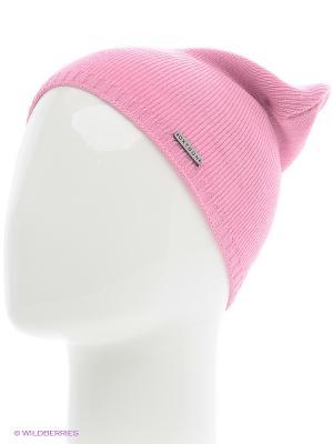 Шапка OXYGON. Цвет: розовый