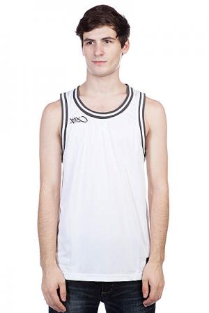 Майка  Hardwood Double X Jersey White/Anthracite K1X. Цвет: белый,серый
