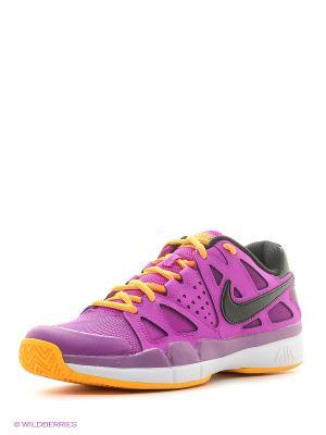 Кроссовки WMNS AIR VAPOR ADVANTAGE Nike. Цвет: фиолетовый