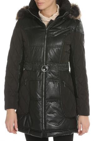 Куртка Marc Cain. Цвет: черный