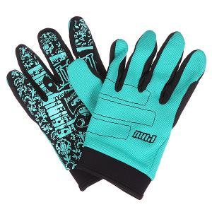 Перчатки сноубордические  High 5 Cyan Pow. Цвет: голубой