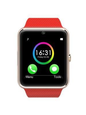 Смарт-часы Colmi. Цвет: красный
