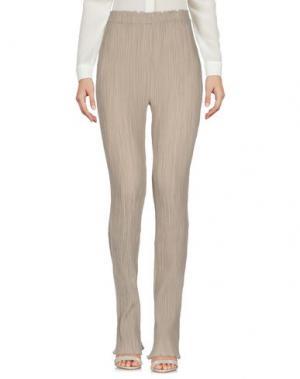 Повседневные брюки LAMBERTO LOSANI. Цвет: серый