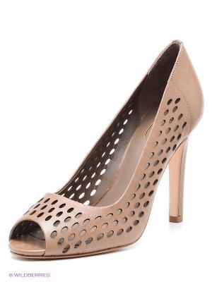 Туфли ASH. Цвет: коричневый