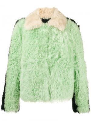 Куртка Cashew Sandy Liang. Цвет: многоцветный