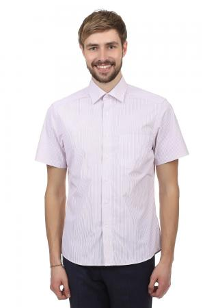 Рубашка с коротким рукавом Pezzo. Цвет: разноцветный