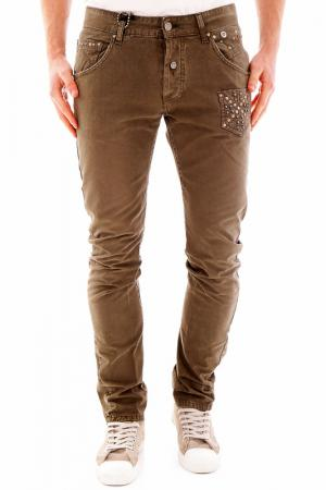 Pants Absolut Joy. Цвет: dark olive