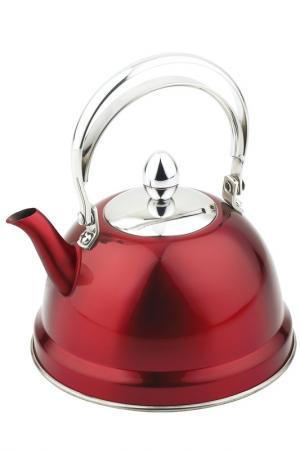 Чайник  заварочный 0,7 л Appetite. Цвет: красный