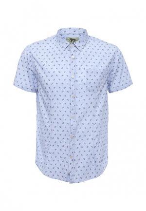 Рубашка Forex. Цвет: синий