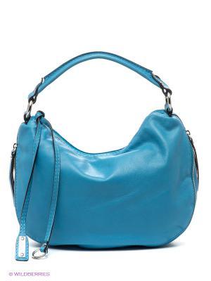 Сумка Abro. Цвет: голубой