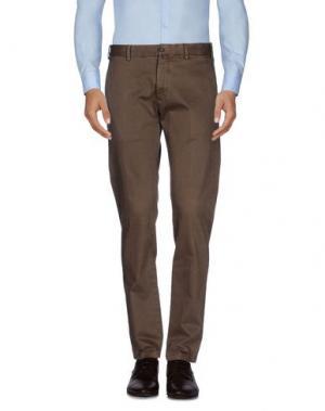 Повседневные брюки VERDERA. Цвет: верблюжий