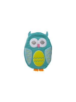 Грелка Blue Owl Kawaii Factory. Цвет: голубой