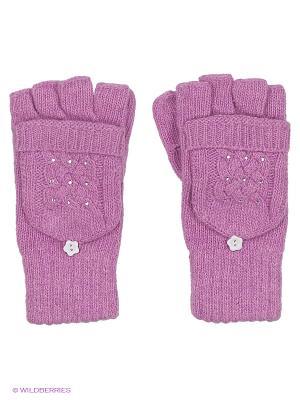 Перчатки Maxval. Цвет: сиреневый