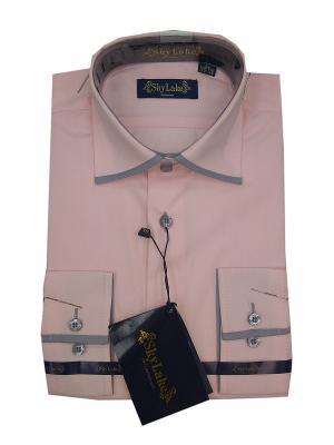 Рубашка Sky Lake. Цвет: розовый