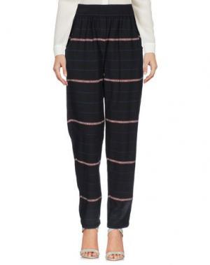 Повседневные брюки LOCAL APPAREL. Цвет: черный