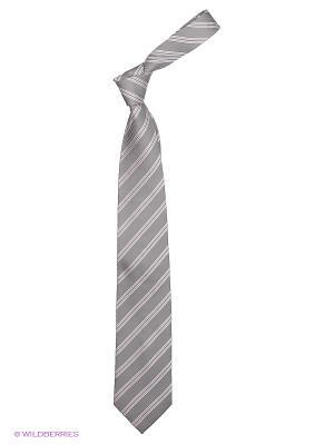 Галстук UNGARO. Цвет: серый