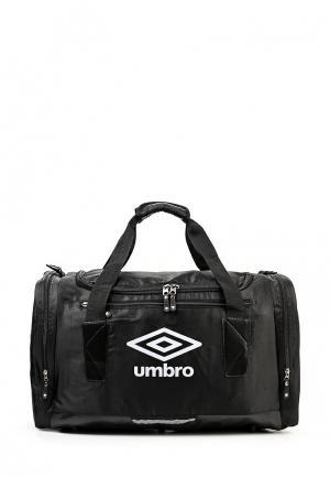 Сумка спортивная Umbro. Цвет: черный
