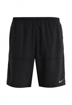 Шорты спортивные Nike. Цвет: хаки