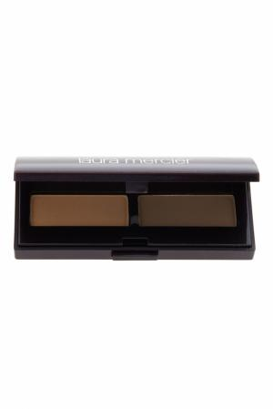 Тени для бровей Brow Powder Duo Deep Blonde Laura Mercier. Цвет: deep blonde