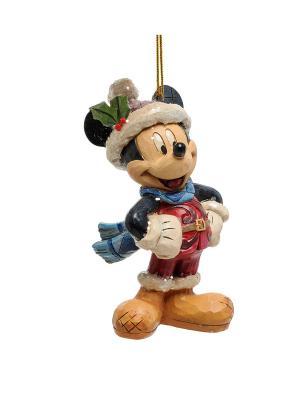 Фигурка Микки Маус Disney Traditions. Цвет: красный, зеленый, синий