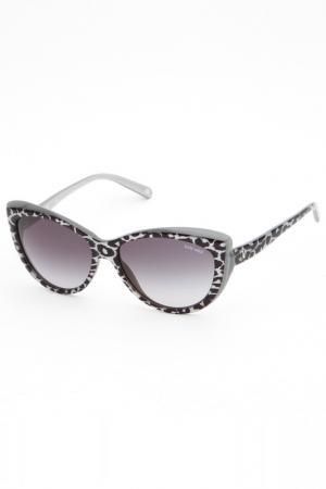 Очки солнцезащитные Lucia Valdi. Цвет: серый