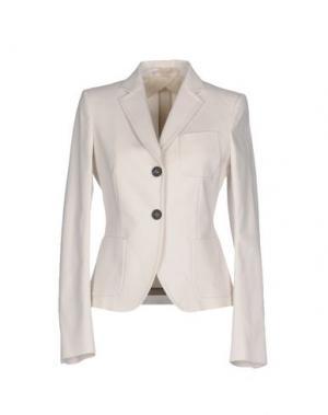 Пиджак MANTÙ. Цвет: белый
