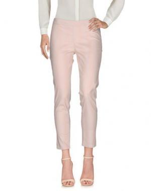 Повседневные брюки CONTE OF FLORENCE. Цвет: розовый