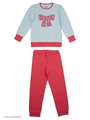 Пижама BAYKAR. Цвет: красный